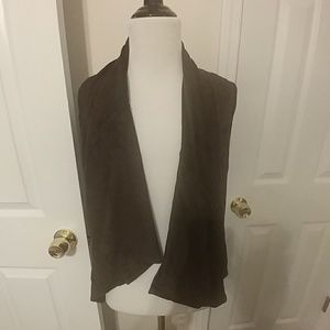 Vest made by Ginger G